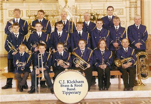 The Band in 2003